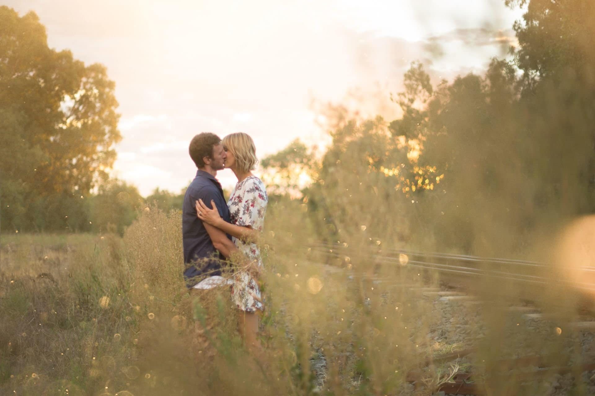 Albury Wodonga Engagement Photography